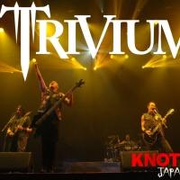 Reporte de Trivium en el Knotfest Japón 2014