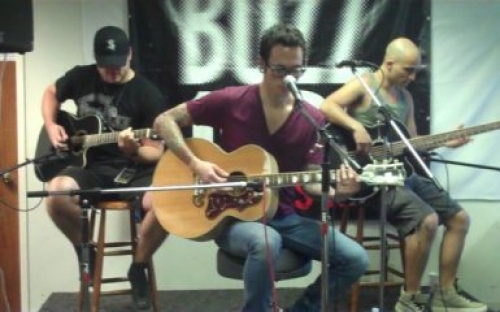Trivium, Live in The Buzz Lounge (Acoustic Set)