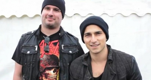 [video] Paolo & Corey en el Download Festival