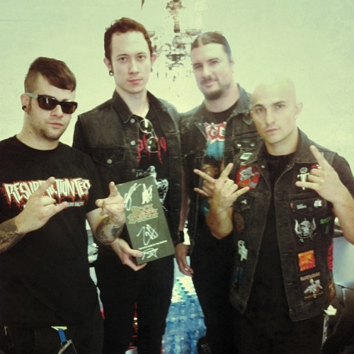 Trivium @ Wacken Open Air 2013 [video del show completo + MP3 + fotos]